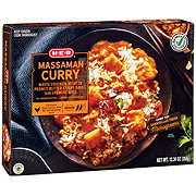 H-E-B Select Ingredients Massaman Curry Sauce with Chicken