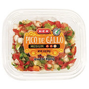 H-E-B Select Ingredients Medium Pico de Gallo