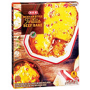 H-E-B Select Ingredients Mexican Style Tortilla Beef Bake