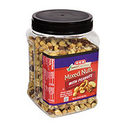 H-E-B Select Ingredients Mixed Nuts With Peanuts