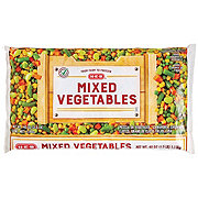 H-E-B Select Ingredients Mixed Vegetables