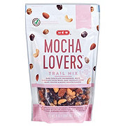 H-E-B Select Ingredients Mocha Lovers Trail Mix