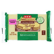 H-E-B Select Ingredients Mozzarella Cheese