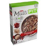 H-E-B Select Ingredients Multi Fit Quinoa Granola