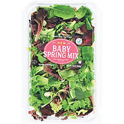 H-E-B Select Ingredients Baby Spring Mix