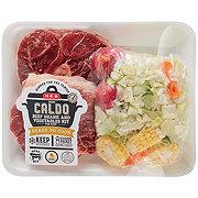 H-E-B Select IngredientsBeef Shank and Vegetable Caldo Kit