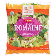 H-E-B Select Ingredients Classic Romaine