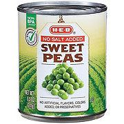 H-E-B Select IngredientsNo Added Salt Sweet Peas