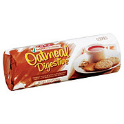 H-E-B Select Ingredients Oatmeal Digestive Cookies