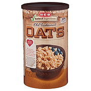 H-E-B Select Ingredients Old Fashioned Oats