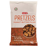 H-E-B Select Ingredients Peanut Butter Filled Pretzels