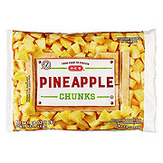 H-E-B Select Ingredients Pineapple Chunks