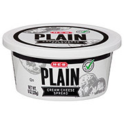 H-E-B Select Ingredients Plain Cream Cheese Spread