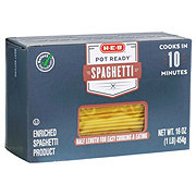 H-E-B Select Ingredients Pot Ready Spaghetti
