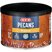 H-E-B Select Ingredients Praline Pecans