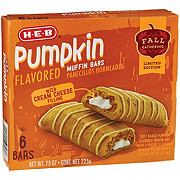 H-E-B Select Ingredients Pumpkin Muffin Bars