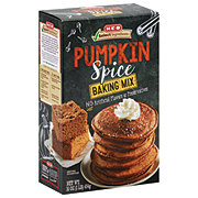 H-E-B Select Ingredients Pumpkin Spice Baking Mix