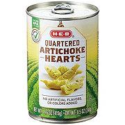 H-E-B Select Ingredients Quartered Artichoke Hearts