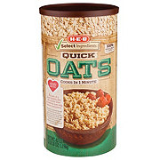 H-E-B Select Ingredients Quick Oats