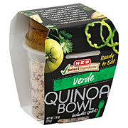 H-E-B Select Ingredients Quinoa Bowl Verde