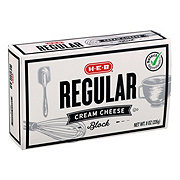 H-E-B Select Ingredients Regular Cream Cheese