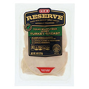 H-E-B Select Ingredients Reserve Texas Wildflower Honey Turkey Breast