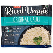 H-E-B Select Ingredients Riced Original Cauliflower