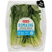 H-E-B Select Ingredients Romaine Lettuce Leaves