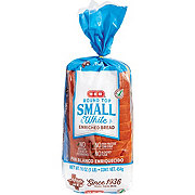H-E-B Select Ingredients Round Top Small White Enriched Bread
