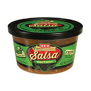 H-E-B Select Ingredients Serrano Medium/Hot Salsa