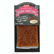 H-E-B Select Ingredients Sesame Sweet Chili Finishing Sauce