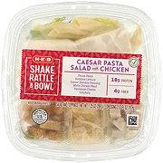 H-E-B Select Ingredients Shake, Rattle & Bowl Chicken Caesar Salad