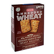 H-E-B Select Ingredients Shredded Wheat Cereal