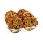 H-E-B Select Ingredients Simply Delicious Oatmeal Raisin Cookies