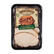 H-E-B Select Ingredients Smokehouse BBQ Rub Turkey Breast