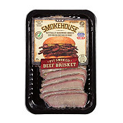 H-E-B Select Ingredients Smokehouse Choice Beef Brisket