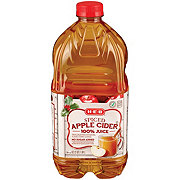 H-E-B Select Ingredients Spiced Apple Cider