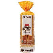 H-E-B Select Ingredients Split Top Butter Enriched Bread