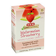 H-E-B Select Ingredients Strawberry Watermelon Enhancer