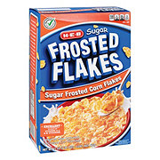 H-E-B Select Ingredients Sugar Frosted Flakes Cereal