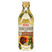 H-E-B Select Ingredients Sunflower Oil