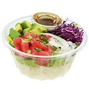 H-E-B Select Ingredients Sushiya Tuna Poke Teriyaki Sauce with White Rice