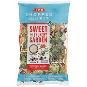 H-E-B Select Ingredients Sweet and Crunchy Garden Chopped Salad Kit