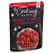 H-E-B Select Ingredients Sweet and Sour Cooking Sauce