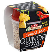 H-E-B Select Ingredients Sweet and Sour Quinoa Bowl