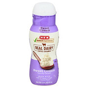 H-E-B Select Ingredients Sweet Cream Creamer