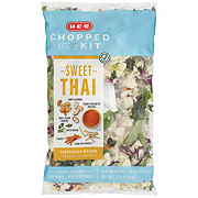 H-E-B Select Ingredients Sweet Thai Chopped Salad Kit