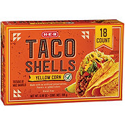 H-E-B Select Ingredients Taco Shells