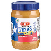 H-E-B Select Ingredients Texas Crunchy Peanut Butter