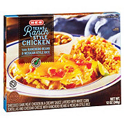 H-E-B Select Ingredients Texas Ranch Style Chicken